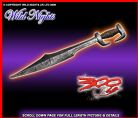 FANCY DRESS ACCESSORIES ~ TOY SPARTAN 300 SWORD
